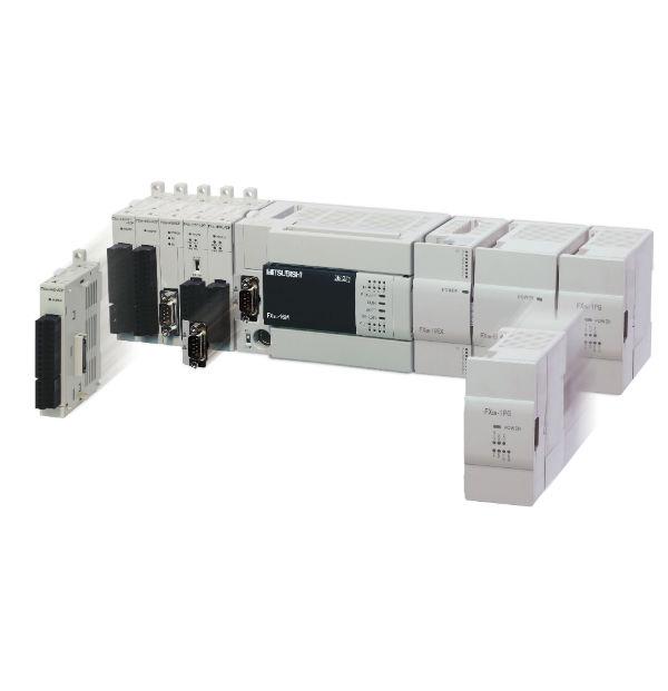 Automate programabile compacte MELSEC FX